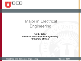 EE_ELEAP_Talk - Electrical and Computer Engineering