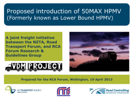 50MAX HPMV for RCA Forum 19APR13