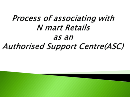 Business Plan - Nmart Retails