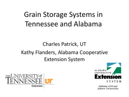 Grain Storage Systems in Tennessee