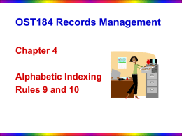 Records Management 8th Edition