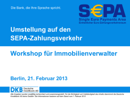 SEPA Workshop