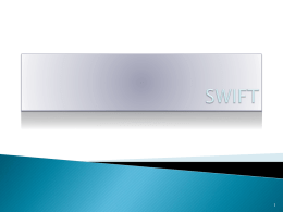 SWIFT - catedra.ro