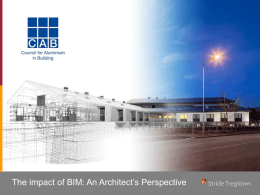Rob Sargent, Stride Treglown – The Impact of BIM