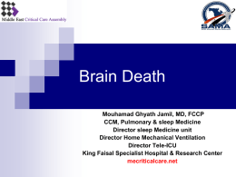 Brain Death - Mecriticalcare.net