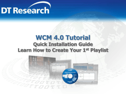 WCM_Easy_Tutorial_4_0_ENG_20111108