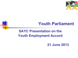 South African Youth Council