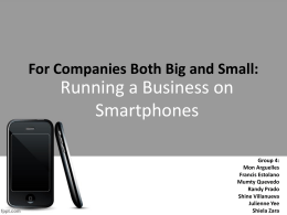 For Companies Both Big and Small