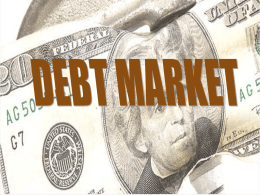 DEBT INSTRUMENTS - Learning Financial Management