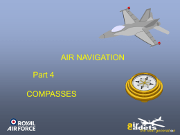 Air Navigation_Part 4 - No.2473 Squadron ATC