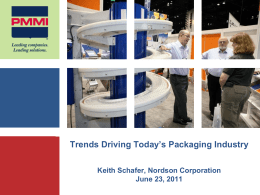 Trends Driving Today`s Packaging Industry
